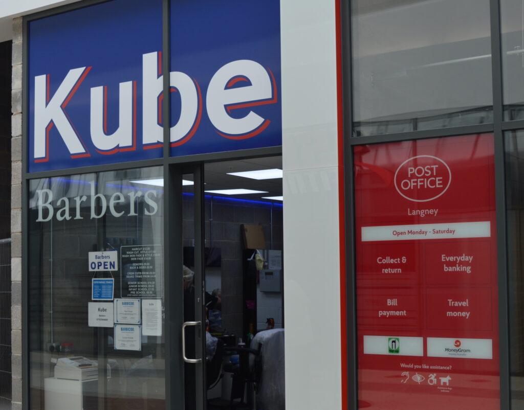 Kube Barbers at Langney