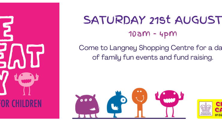 One Great Day at Langney Shopping Centre 21 August 2021.